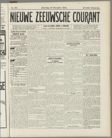 Nieuwe Zeeuwsche Courant 1911-12-23