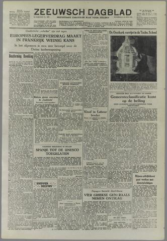 Zeeuwsch Dagblad 1952-11-20