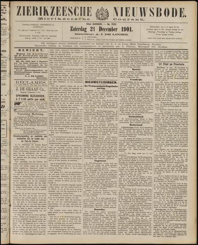 Zierikzeesche Nieuwsbode 1901-12-21