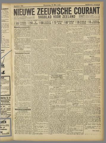 Nieuwe Zeeuwsche Courant 1922-05-10