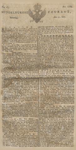 Middelburgsche Courant 1775-05-27