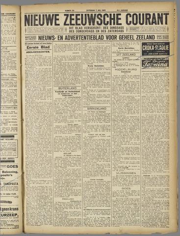 Nieuwe Zeeuwsche Courant 1923-07-07