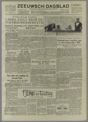 Zeeuwsch Dagblad 1954-05-12