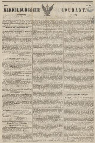 Middelburgsche Courant 1852-07-15