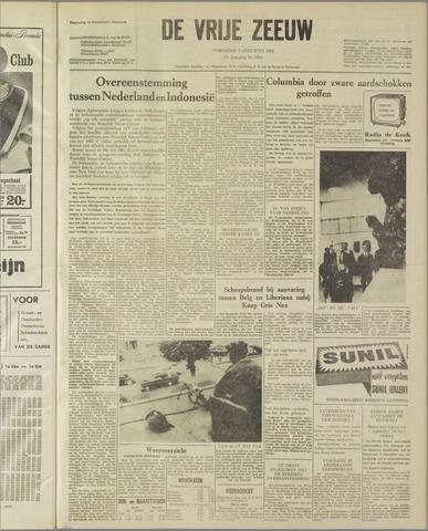 de Vrije Zeeuw 1962-08-01