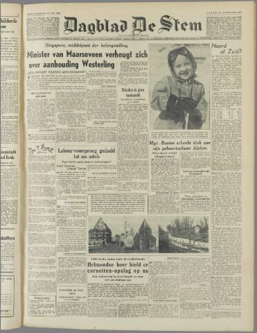 de Stem 1950-02-28