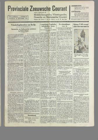 Provinciale Zeeuwse Courant 1940-09-18