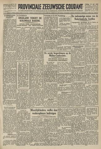 Provinciale Zeeuwse Courant 1946-07-19