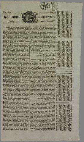 Goessche Courant 1822-01-04