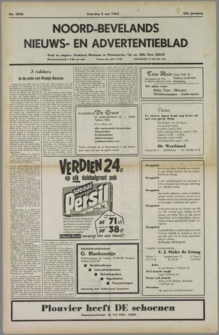 Noord-Bevelands Nieuws- en advertentieblad 1962-05-05