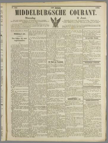 Middelburgsche Courant 1906-06-11