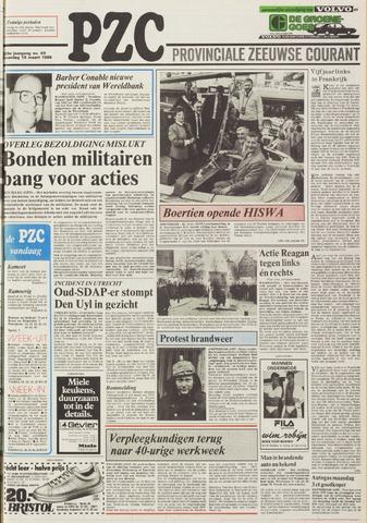 Provinciale Zeeuwse Courant 1986-03-15