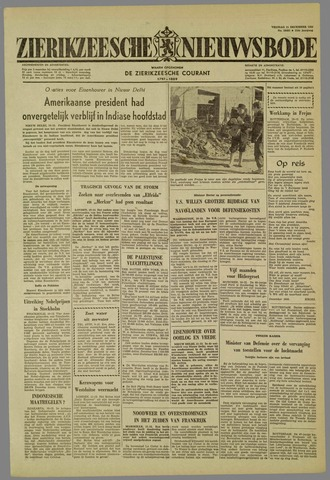 Zierikzeesche Nieuwsbode 1959-12-11