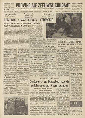 Provinciale Zeeuwse Courant 1960-03-28