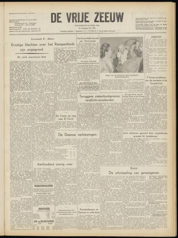de Vrije Zeeuw 1953-04-23