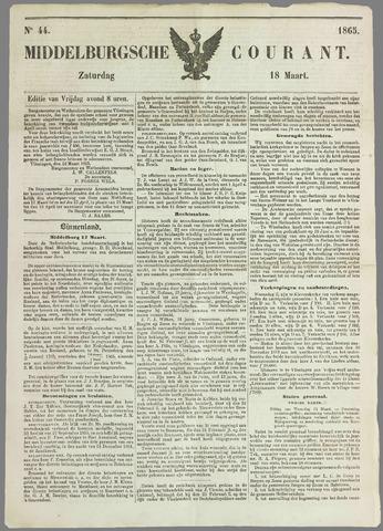 Middelburgsche Courant 1865-03-18