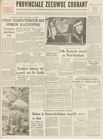 Provinciale Zeeuwse Courant 1964-03-09