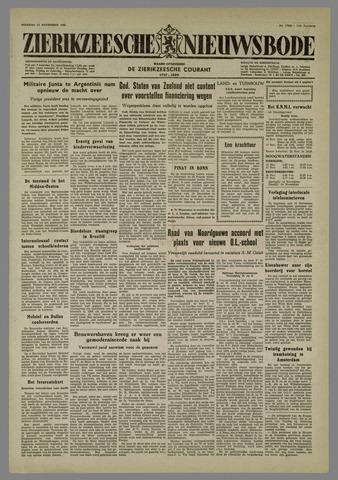 Zierikzeesche Nieuwsbode 1955-11-15