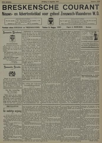 Breskensche Courant 1937-08-31