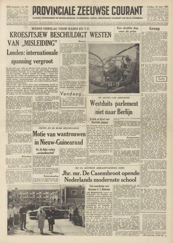 Provinciale Zeeuwse Courant 1961-06-16