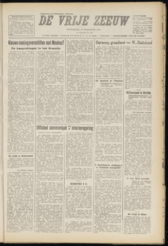 de Vrije Zeeuw 1948-08-25