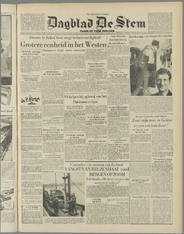 de Stem 1954-05-20
