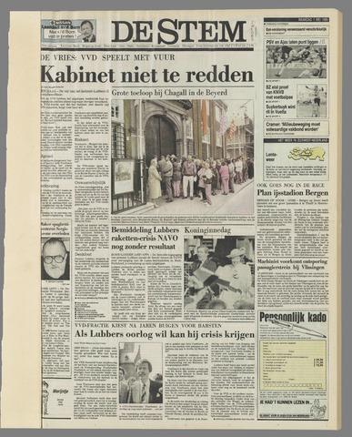 de Stem 1989-05-01