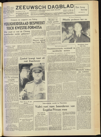 Zeeuwsch Dagblad 1955-02-12