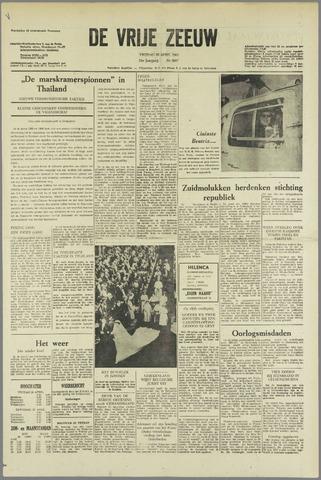de Vrije Zeeuw 1963-04-26