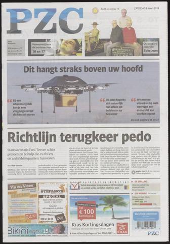 Provinciale Zeeuwse Courant 2014-03-08