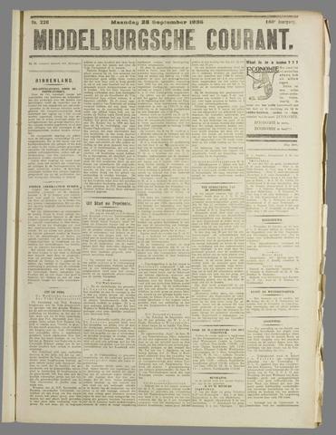 Middelburgsche Courant 1925-09-28