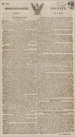 Middelburgsche Courant 1827-03-17