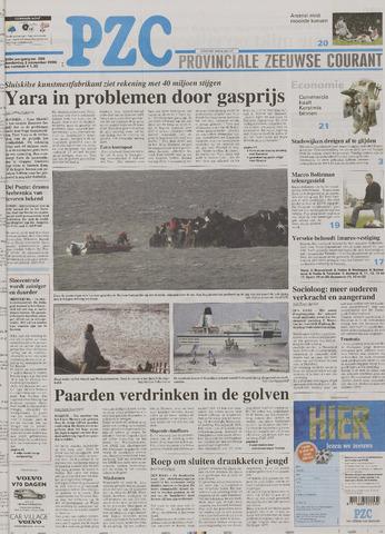 Provinciale Zeeuwse Courant 2006-11-02