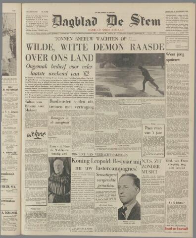 de Stem 1962-12-31