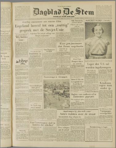 de Stem 1955-01-18