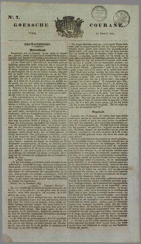 Goessche Courant 1834-01-24