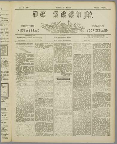 De Zeeuw. Christelijk-historisch nieuwsblad voor Zeeland 1898-10-15