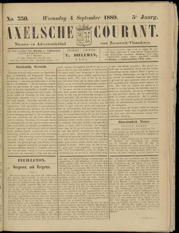Axelsche Courant 1889-09-04