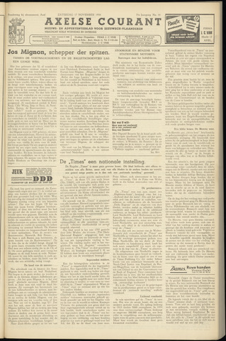 Axelsche Courant 1956-11-17