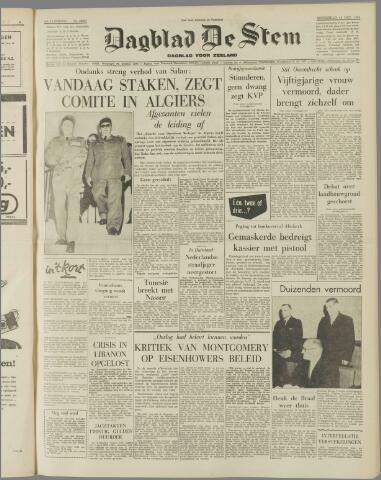 de Stem 1958-10-16