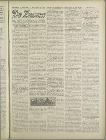 De Zeeuw. Christelijk-historisch nieuwsblad voor Zeeland 1944-06-17