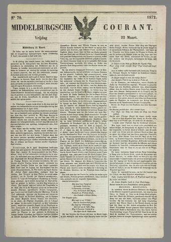 Middelburgsche Courant 1872-03-22