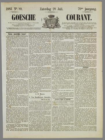 Goessche Courant 1883-07-28