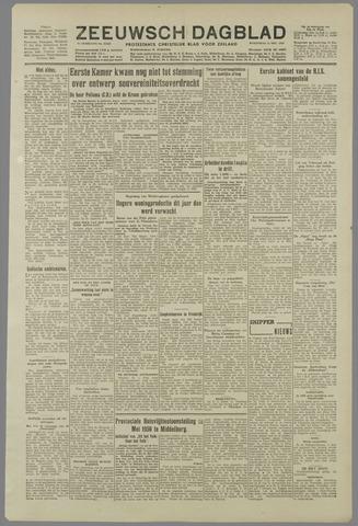 Zeeuwsch Dagblad 1949-12-21