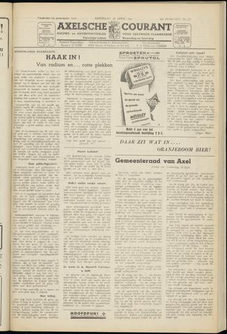 Axelsche Courant 1951-04-28