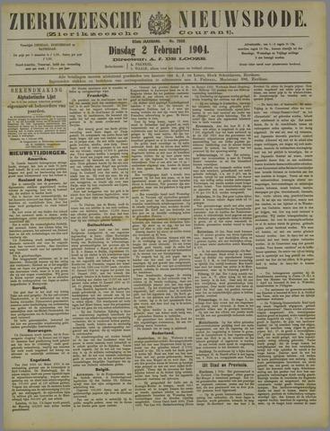 Zierikzeesche Nieuwsbode 1904-02-02