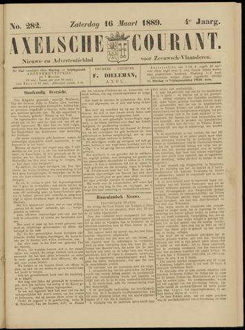 Axelsche Courant 1889-03-16