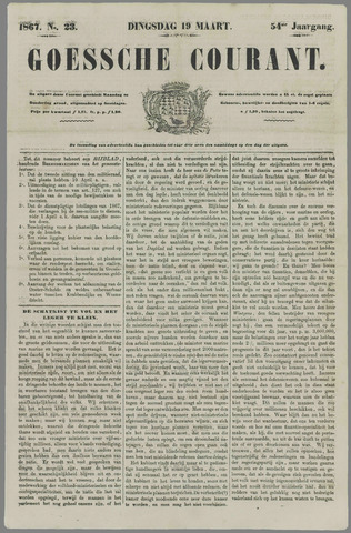 Goessche Courant 1867-03-19