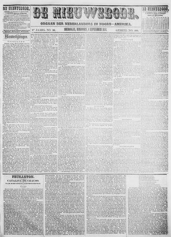 Sheboygan Nieuwsbode 1857-09-08
