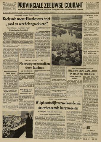 Provinciale Zeeuwse Courant 1956-03-08